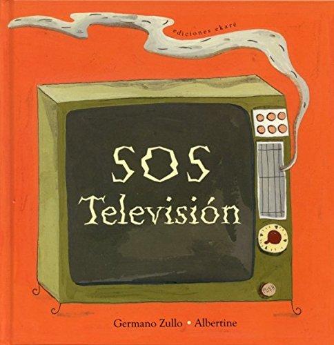 9788494124747: SOS Televisión (Bosque de libros)