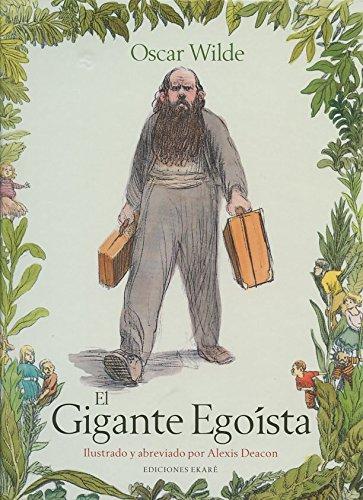 9788494124761: El gigante egoista (Bosque de libros)
