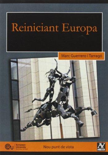 Reiniciant Europa (Paperback): Marc Guerrero i Tarragó