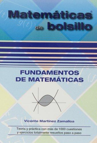 9788494155901: FUNDAMENTOS DE MATEMATICAS
