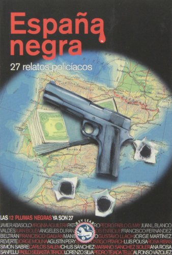 9788494159411: España Negra (Literatura Rey Lear)