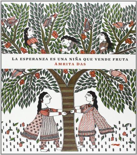 9788494161902: La Esperanza Es Una Niña Que Vende Fruta (Álbumes ilustrados)