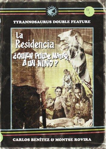 9788494173622: La Residencia. ¿Quién Puede Matar A Un Niño? (Double Feature)