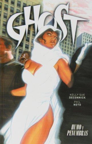 9788494174216: Ghost: Humo y penumbras
