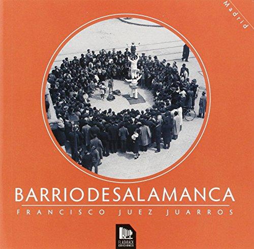 9788494176869: BARRIO DE SALAMANCA (Libros de Madrid)