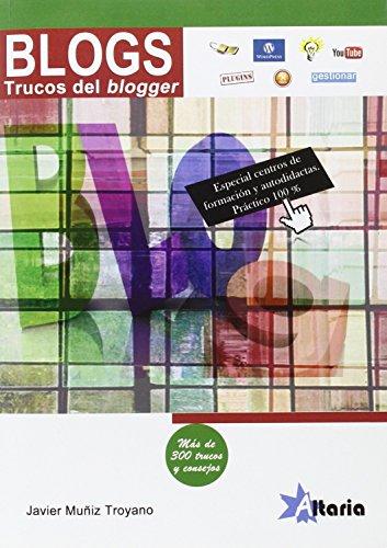 9788494184581: Blogs: trucos del blogger
