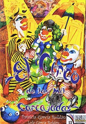 9788494189555: El circo de las mil carcajadas