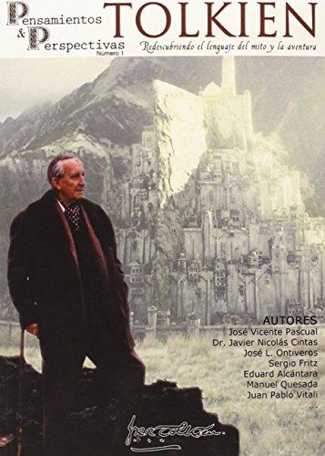 Tolkien: Redescubriendo el lenguaje del mito y: José Vicente Pascual;