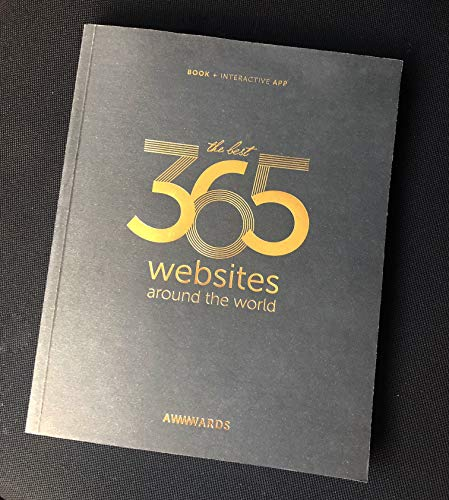 9788494200731: 365 Best Websites Around The World 2015: The Awwwards Annual Book