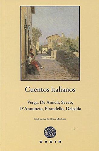 Cuentos italianos (Paperback): AA.Vv.