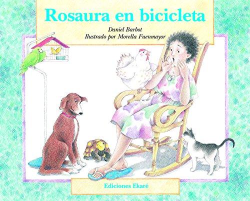 9788494208119: Rosaura en bicicleta (Ponte poronte)