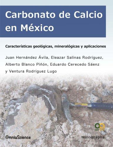 9788494211867: Carbonato de calcio en México (Spanish Edition)