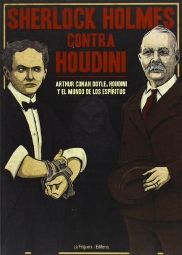 9788494218705: Sherlock Holmes contra Houdini