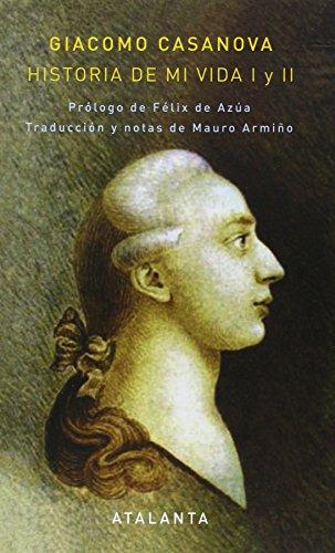 9788494227639: Historia de mi vida. Obra completa: Pack: Historia De Mi Vida I y II + Los Últimos Años De Casanova (MEMORIA MUNDI)