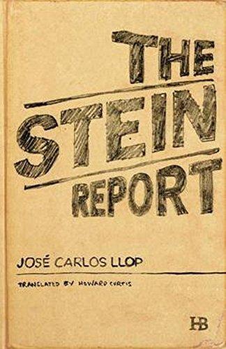 The Stein Report: Llop, Jose Carlos