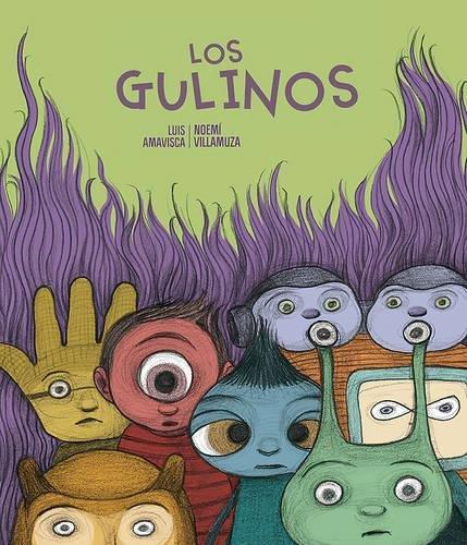 Los Gulinos (Somos8): Amavisca, Luis; Villamuza, Noem�