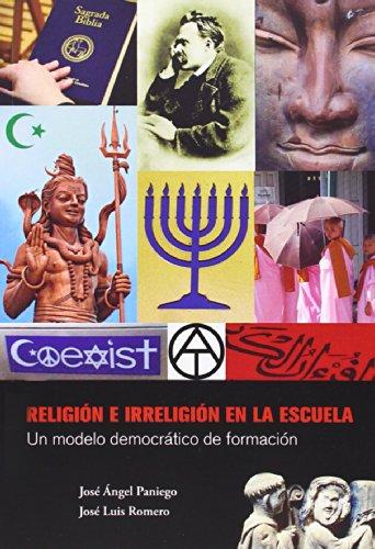 Religión e irreligión en la escuela: José Ángel Paniego
