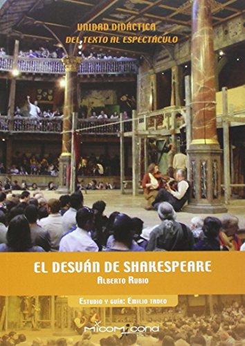 DESVAN DE SHAKESPEARE: ALBERTO, RUBIO