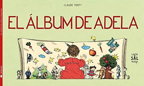 9788494286735: El �lbum de Adela