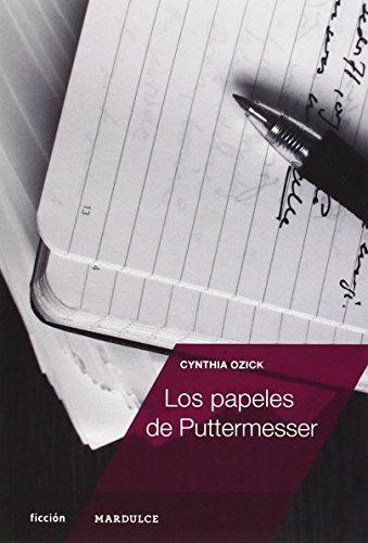 9788494286926: Los Papeles De Puttermesser (Ficción)