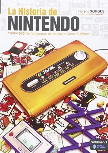 9788494288135: La Historia de Nintendo