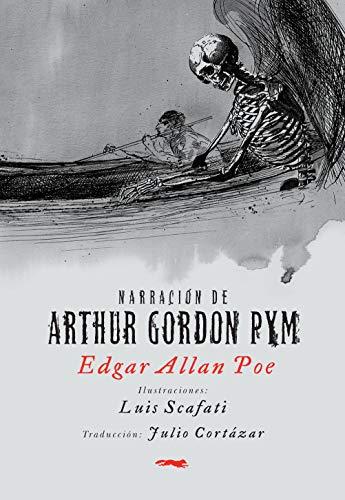 9788494291876: Narración De Arthur Gordon Pym (Serie Illustrata)