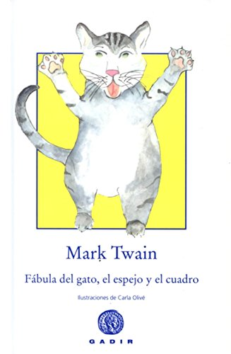 9788494299339: Fábula del gato, el espejo y el cuadro
