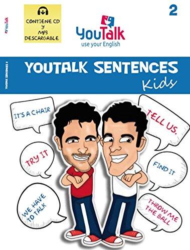 9788494306662: YouTalk Sentences Kids 2