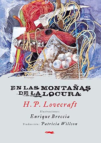 9788494328404: En Las Montañas De La Locura (SERIE ILLUSTRATA/FICCIÓN FANTÁSTICA)