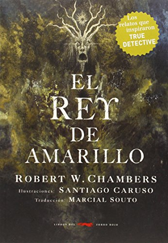 9788494328442: El Rey de Amarillo (Serie illustrata)