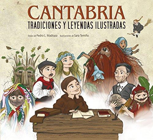 9788494329753: Cantabria: tradiciones y leyendas ilustradas