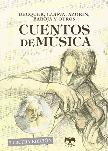 9788494345517: Cuentos De Música (Cuentos de Autores Españoles)