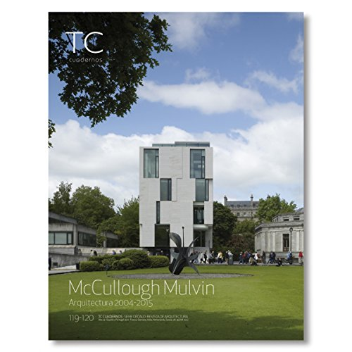 9788494347542: McCullough Mulvin: Arquitectura 2004- 2015 (TC Cuadernos)