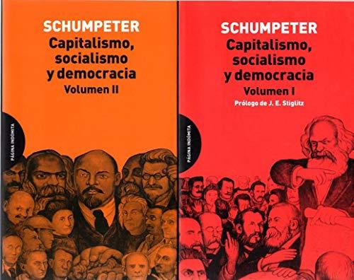 9788494366406: Capitalismo, socialismo y democracia
