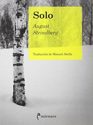 Solo: August Strindberg