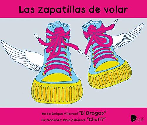 9788494404160: LAS ZAPATILLAS DE VOLAR