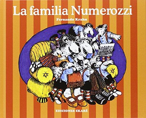 9788494405099: La familia numerozzi (Spanish Edition)