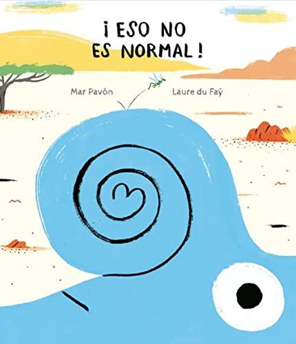 9788494413780: ¡Eso no es normal! (Egalité) (Spanish Edition)