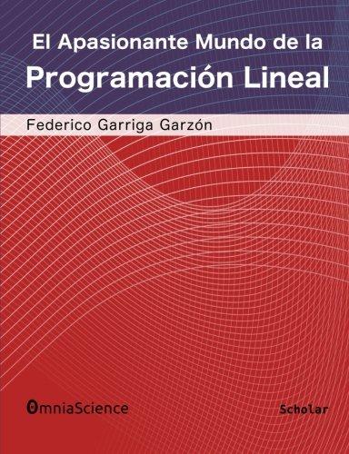 9788494422904: El apasionante mundo de la programación lineal (Volume 2) (Spanish Edition)