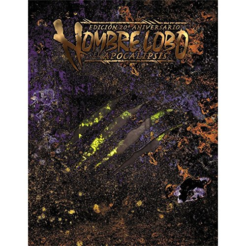 9788494435256: Hombres Lobo El Apocalipsis Edicion 20 Aniversario