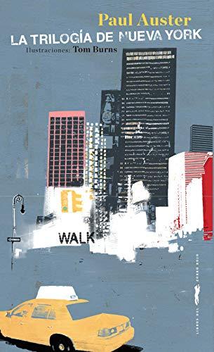 9788494437502: La trilogía de Nueva York (Serie Illustrata)