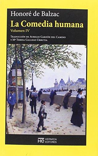 La comedia humana volumen iv escenas de: Balzac, Honore