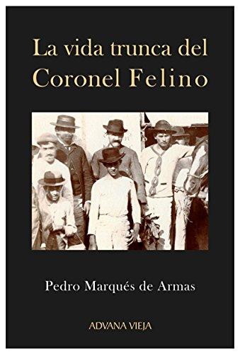 9788494463549: La vida trunca del Coronel Felino