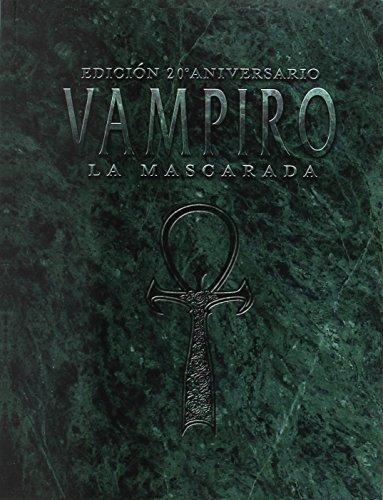 9788494466892: Vampiro la Mascarada: Edición 20º Aniversario: Bolsillo