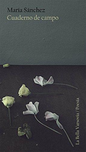 9788494500763: Cuaderno de campo (POESIA)