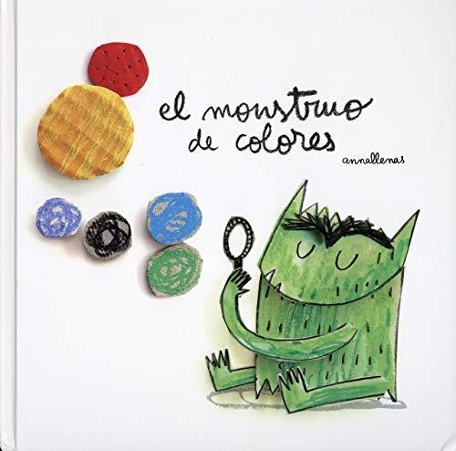 9788494504235: El Monstruo de Colores