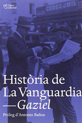 9788494508530: Història de La Vanguardia