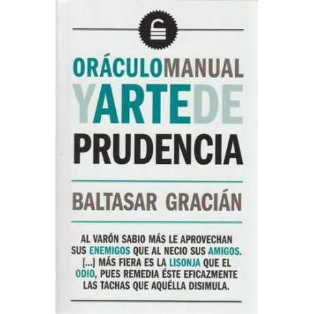 9788494512049: Oráculo manual y arte de prudencia