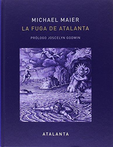 9788494523113: La fuga de Atalanta (IMAGINATIO VERA)