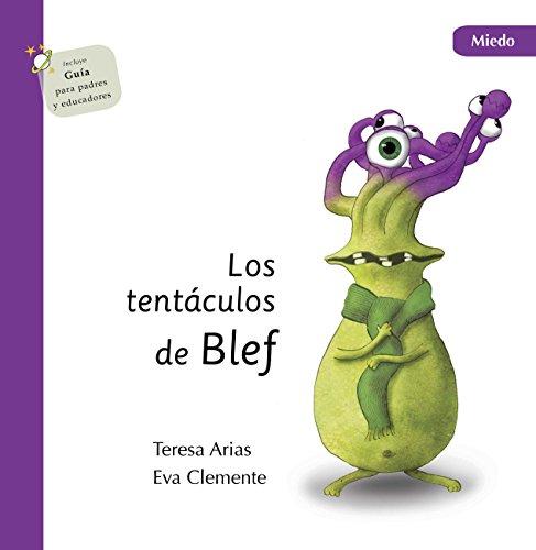 9788494530944: Los tentáculos de Blef - Miedo